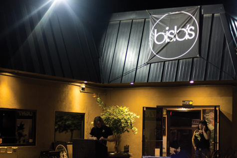 Bisla's Sports Bar and Grill is located at 7042 Folsom blvd. across the street from campus.