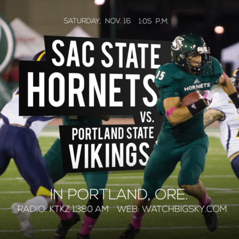 Sac State looks to avoid three-game losing streak at Portland State