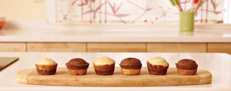 Spice up the holidays with chai cupcakes