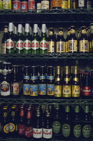 The Shack offers more than 100 different bottled beers such as Stella Artois, Allagash, Leffe and many more.
