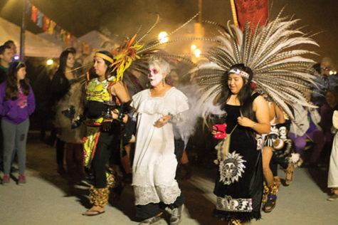 Old Sac celebrates Dia de los Muertos