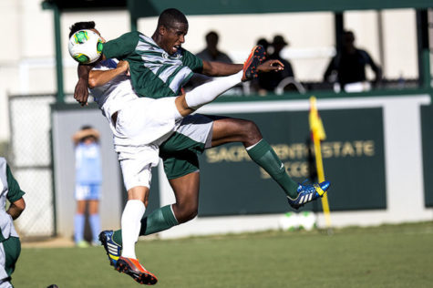 Men's soccer set to start difficult Big West Conference play