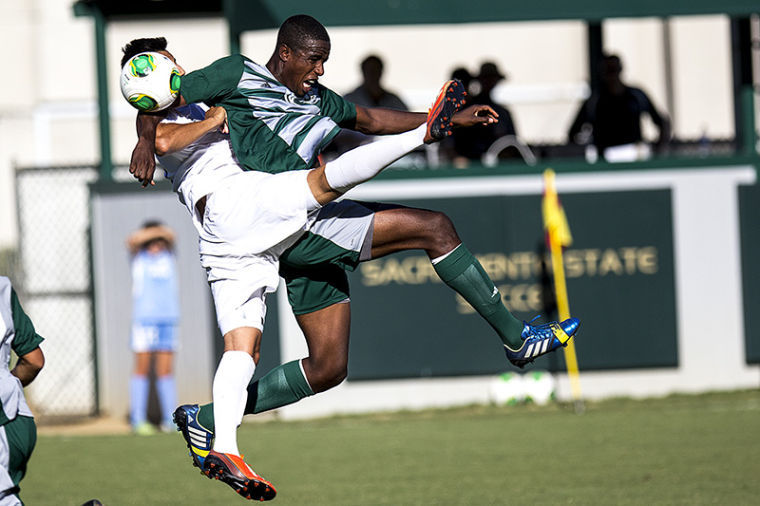 Men's soccer should have a bright 2014 after disappointing season