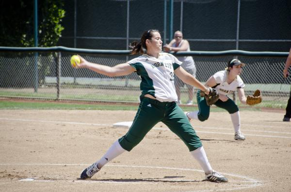 Hornet junior pitcher Caitlin Brooks wins her sixth Big SKy Conference Player of the Week honor.