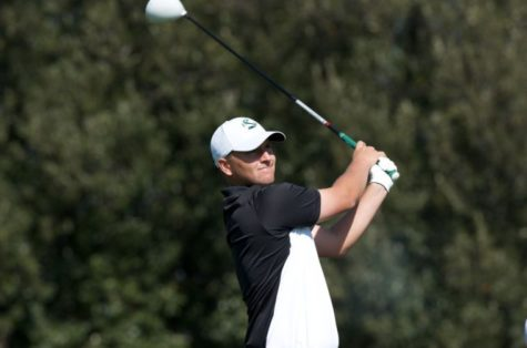 Men's golf finish in second place at Folino Invitational