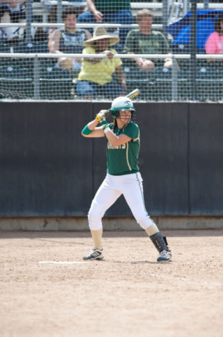 Softball players look to fill spots with season approaching