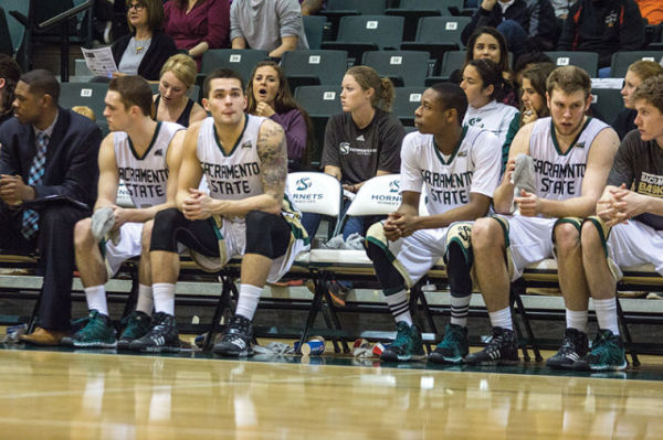 Sacramento State's men's basketball team has won seven straight wins at The Nest.