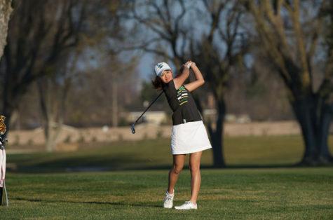 Women's golf hopes to hit it big in season finale