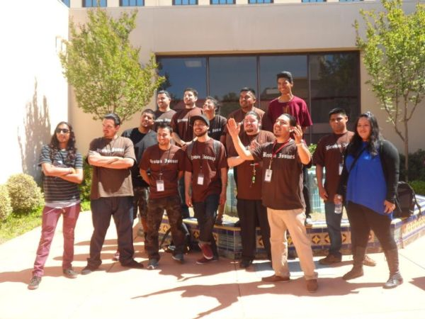 Brown Issues, a group of Latino students and community leaders, recently held a conference at McClatchy High School for 150 students.