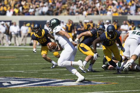 Cal routes Sac State in their home opener, 55-14