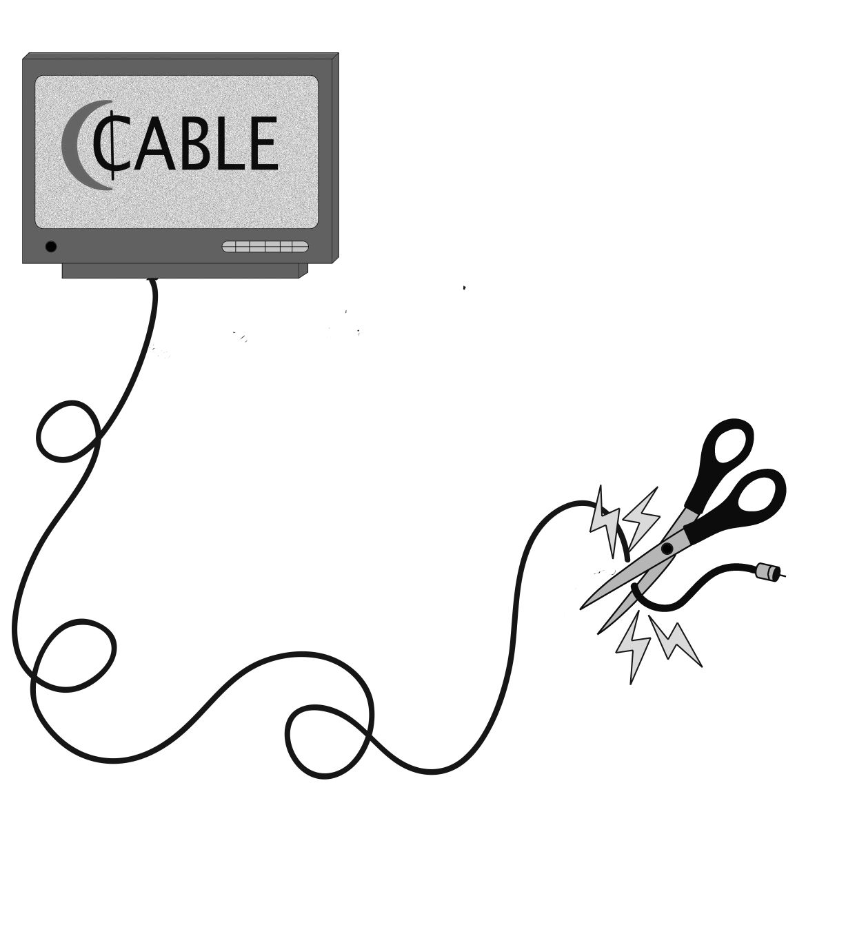 Cable: a dying breed amongst TV watchers