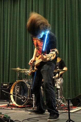 Musicians of Humble Wolf awaken Sac State
