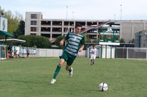 Men's soccer drops season opener at SMU by 2-0 final