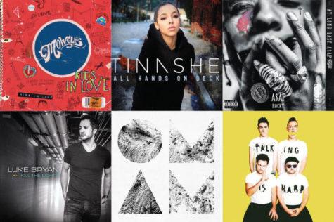 Album ciover collage