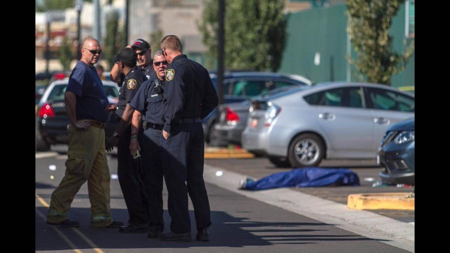 Fatal Shooting at Sac City College