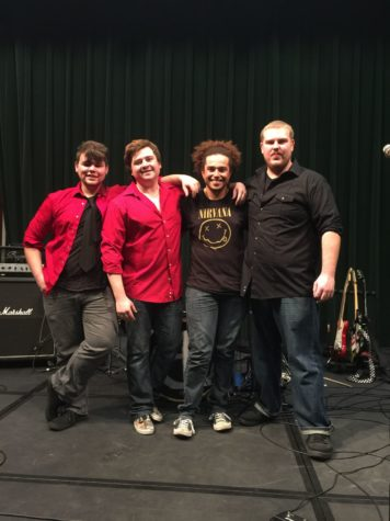Battle of the Bands winner returns to rock at Nooner