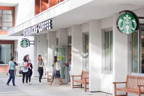 Students weigh in on their favorite place to catch a caffeine buzz