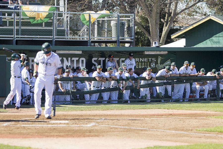 The Sacramento Baseball team starts the 2016 season against Auburn University in Auburn, Alabama, Friday, Feb. 19. The Hornets ended the 2015 season 33-27.