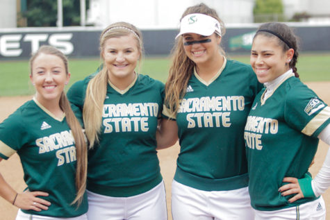 Softball clinches second place in Big Sky