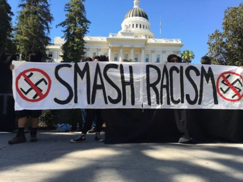 Multiple people stabbed at rally outside State Capitol