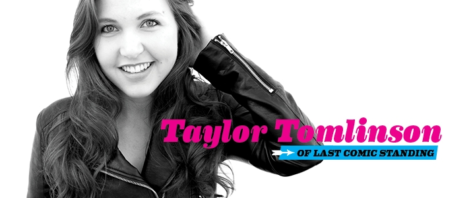 Last Comic Standing's semi-finalist Taylor Tomlinson will perform alongside fellow comedians Jose Barrientos and Damienne Merlina at a comedy show in the University Union Ballroom Thursday, Sept. 8. [Photo courtesy of UNIQUE Programs]