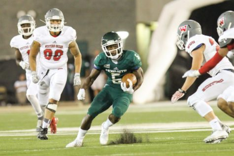 Hornets remain winless after 14-7 loss at Weber State