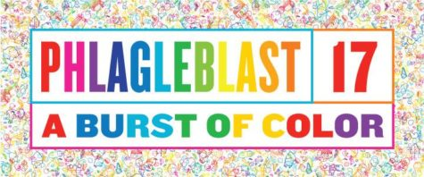 Taste the rainbow at Phlagleblast 2016