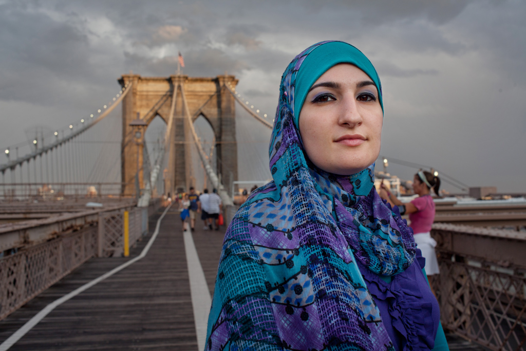 Linda Sarsour, a Palestinian human rights activist, will be speaking at Sacramento State as part of United We Stand on Nov. 4. (Photo courtesy of Students for Justice in Palestine)