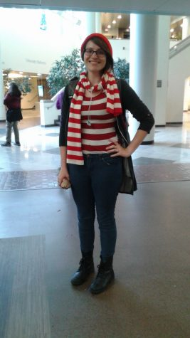WE FOUND HER! Vanessa LaLonde as Waldo