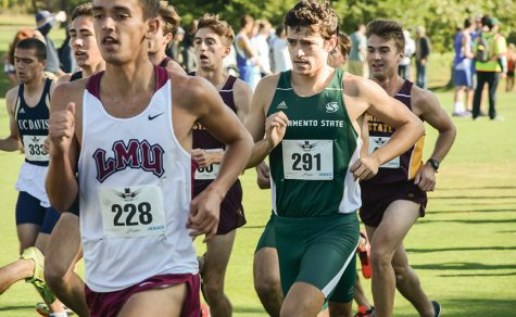Scheuer, Quinones break personal records at Capital Cross Challenge