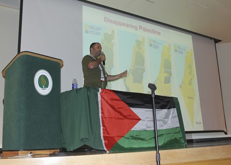 Palestinian activist speaks at Sac State