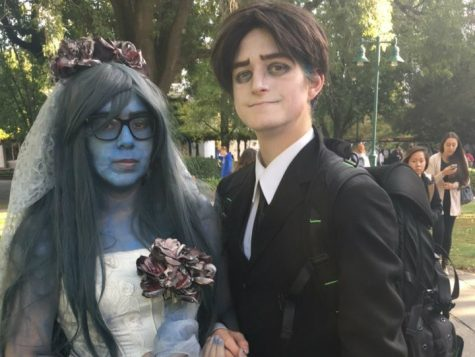 23 eye-catching costumes of students this Halloween