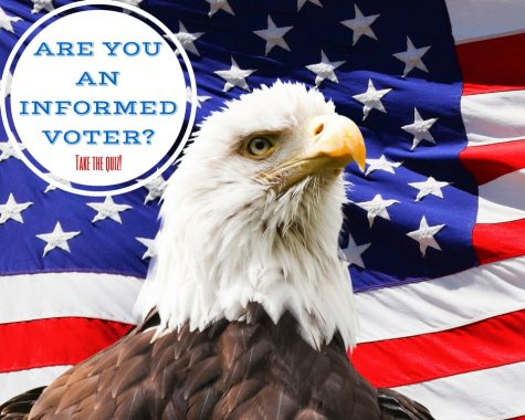 Take this quiz: ARE YOU AN INFORMED VOTER?