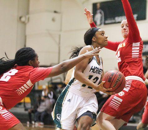 Sac State women's basketball team clings on to sting Northern Arizona