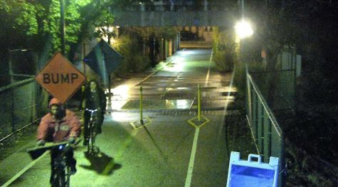 Police seek two people in relation to campus bike theft spree