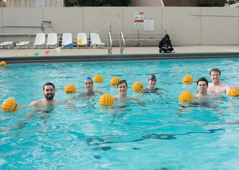 Former high school teammates bring water polo to campus
