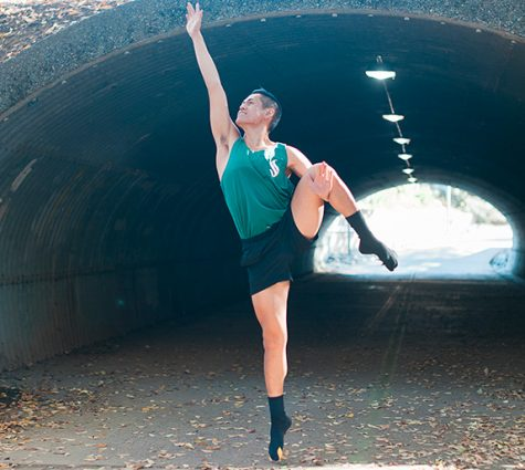 Sac State rower pursues dance career after car crash