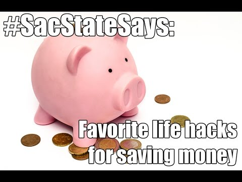 VIDEO: #SacStateSays: How far have you gone to save a buck?