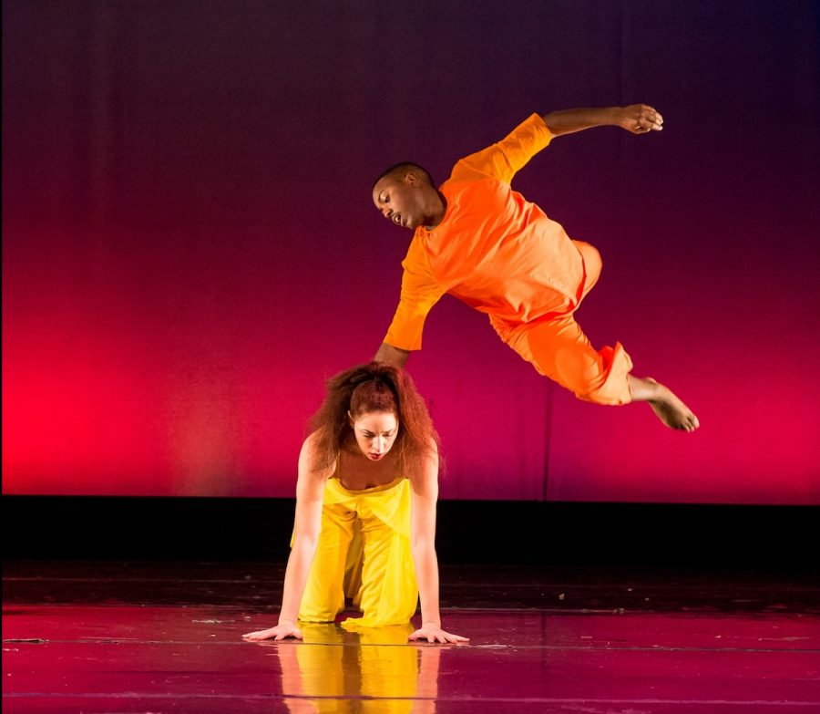 Sacramento/Black Art of Dance, which will perform in the University Theatre in Shasta Hall beginning on Feb. 22, is a retirement celebration for African-Caribbean Dance, Choreography, Dunham Technique Professor Linda Goodrich. The product will also be Goodrich's final performance with the show. (Photo courtesy of Theater and Dance Department)