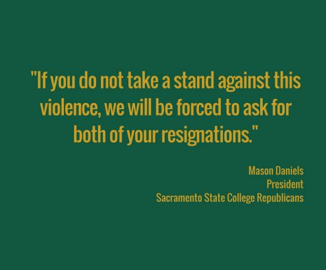 Letter to the editor: Nelsen, Dorsey should condemn Berkeley riots or resign