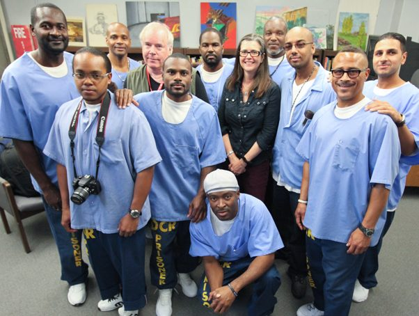 Professor co-creates podcast 'Ear Hustle' with San Quentin inmates to fight stigma