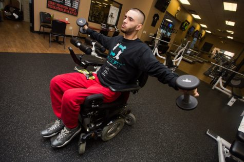 Paralyzed former MMA fighter Devin Johnson launches app helping the disabled to find trainers