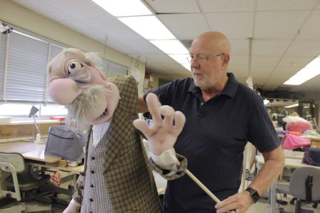 'Giant Peach' meets giant puppets in Sac State play
