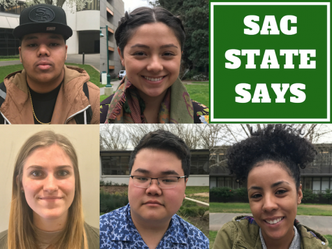#SacStateSays: How big of a problem do you think homelessness is among students?