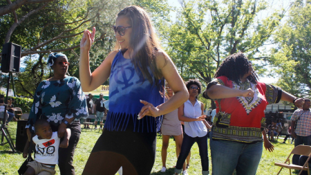 GALLERY: Sac State hosts first Black Family Day