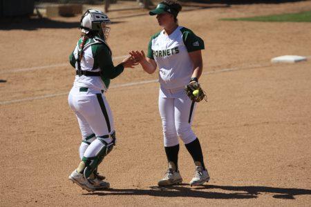 Sac State softball falls to Idaho State University in doubleheader
