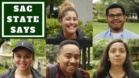 #SacStateSays: Should public use of marijuana be legal in California?