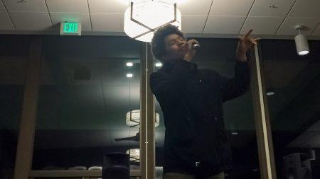KSSU hosts slam poetry event on campus