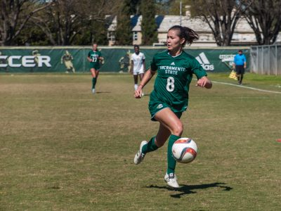 Women's soccer team kicks off 7-game spring season