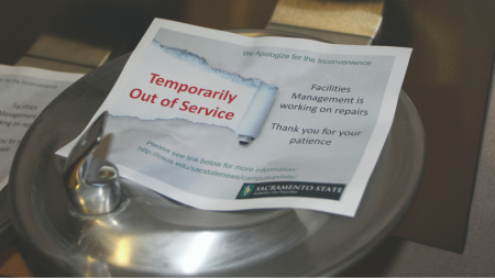 Sac State releases drinking water lead contamination results